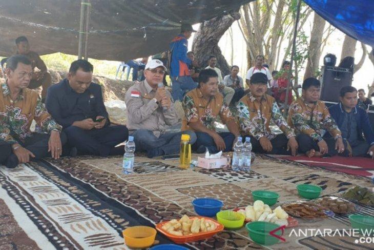 Kotabaru resmikan kecamatan pemekaran Pulau Laut Sigam