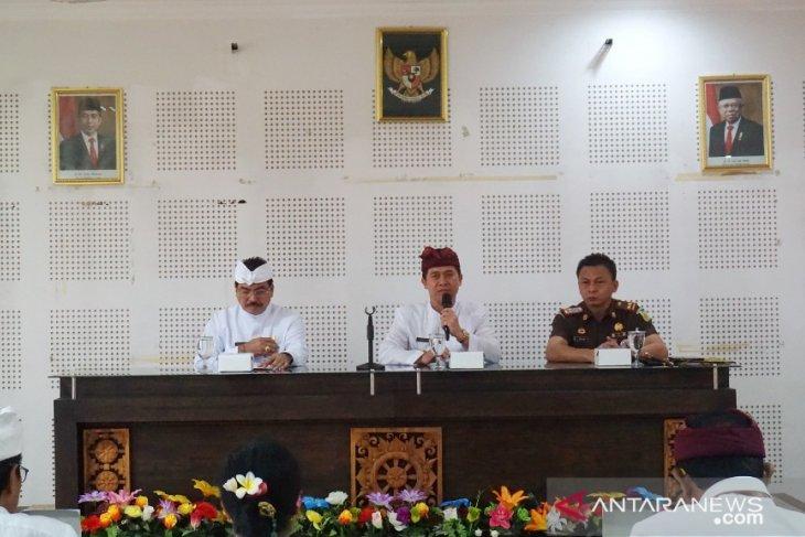 Pemkab Klungkung berikan sosialisasi hukum untuk pegawai