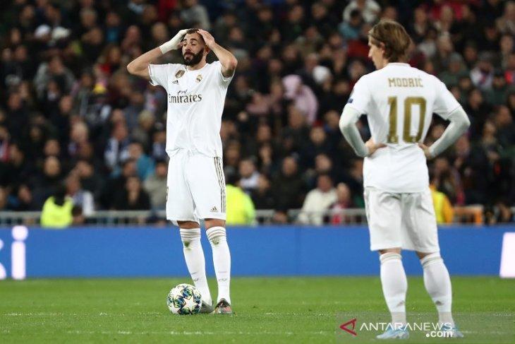 PSG kacaukan pesta kelolosan Real Madrid