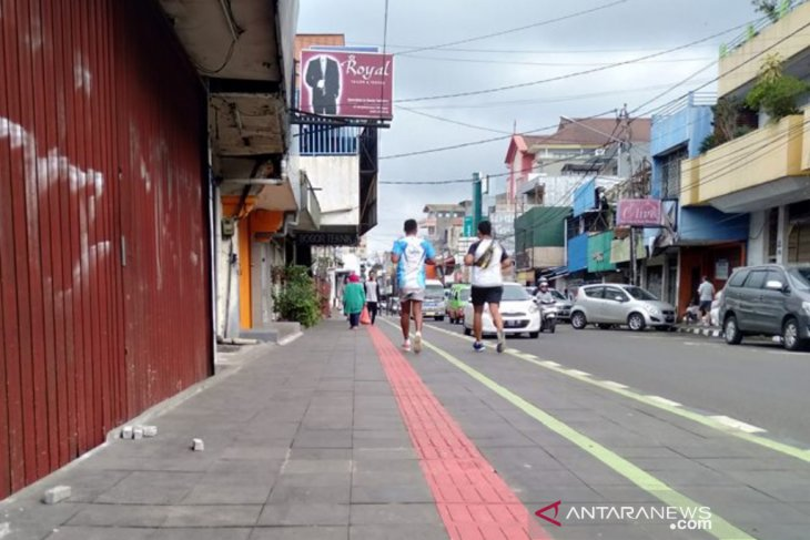 Pemkot Bogor segera bangun kawasan kuliner di Jalan Suryakencana