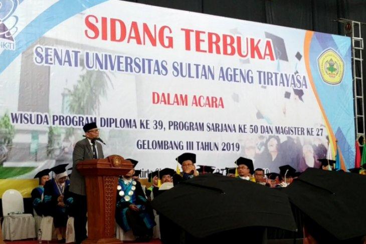 Gubermur Banten Wahidin Halim dukung penuh pendirian Fakultas Kedokteran Untirta