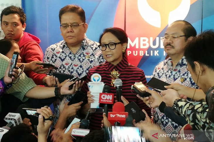 Menlu minta Filipina bantu bebaskan 3 WNI ditawan Abu Sayyaf