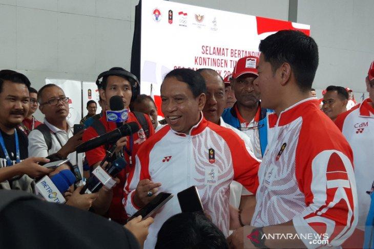 Menpora minta hasil sepak bola menjadi energi positif SEA Games 2019