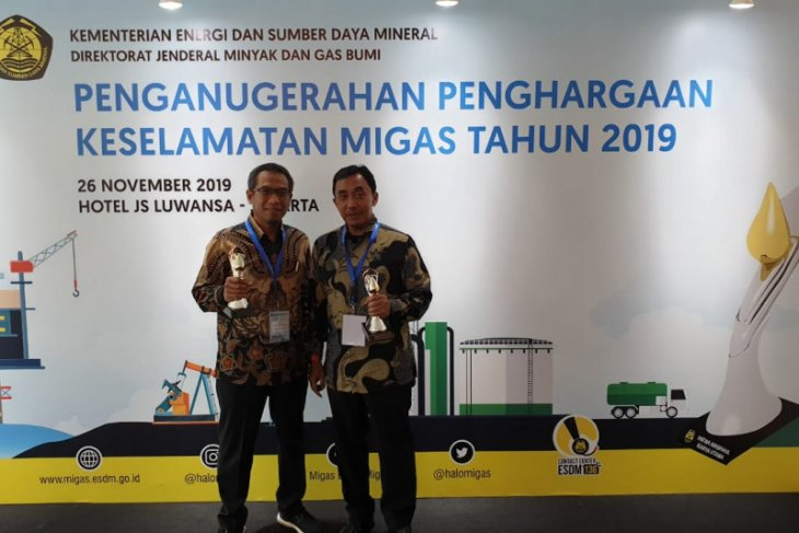 Pertamina EP bags award for oil and gas occupational safety