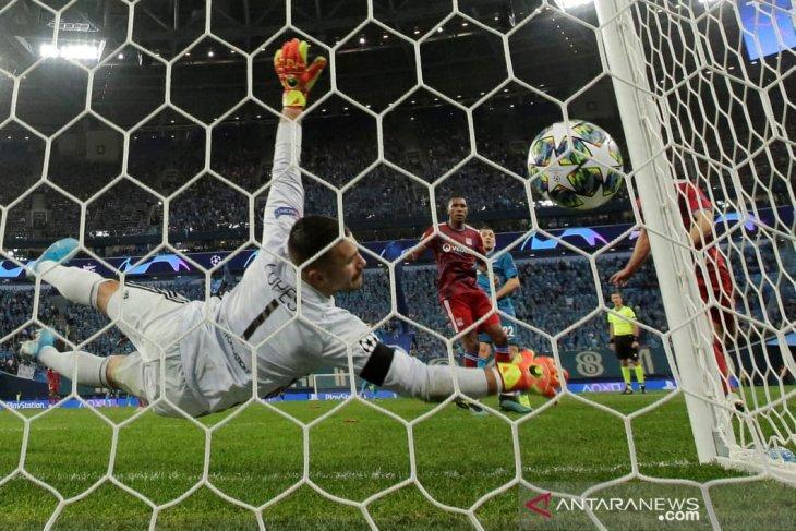 Liga Champions, Zenit tunda kelolosan Lyon sembari jaga asa melaju