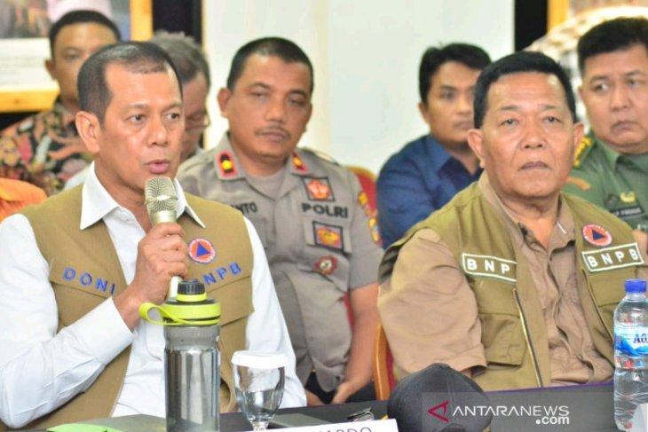Kepala BNPB kunjungan kerja ke Tabagsel