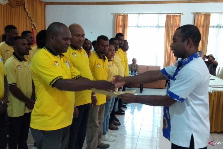 DPC HPI Kabupaten Sorong dilantik