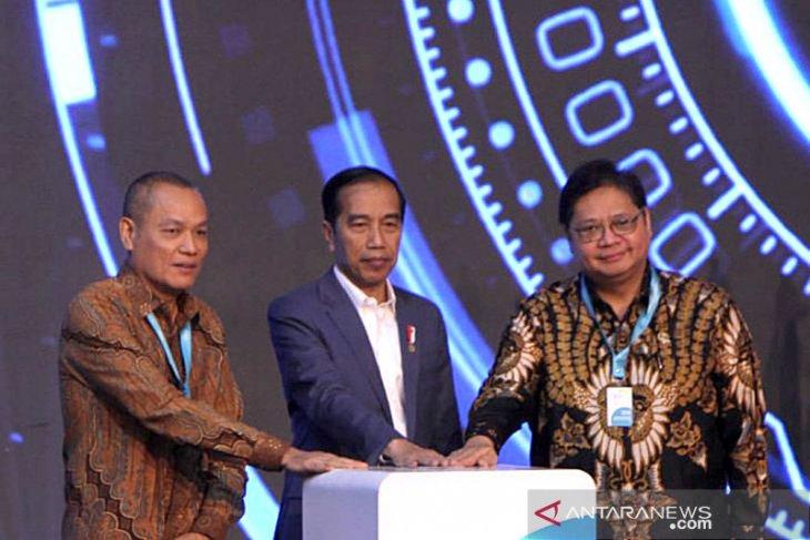 Presiden Jokowi ingin Indonesia jadi pusat industri mobil listrik