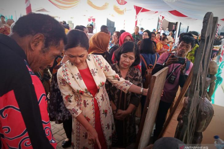 Grace Batubara: Tak sulit bagi industri kreatif Papua taklukkan pasar global