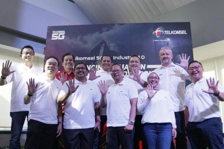 5G dorong Indonesia jadi kekuatan ekonomi terbesar 2030