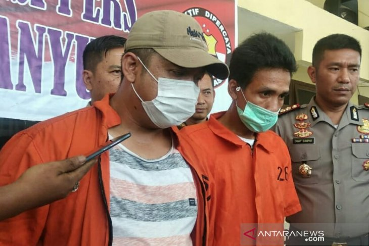Banyuasin district official's son named suspect in drug case