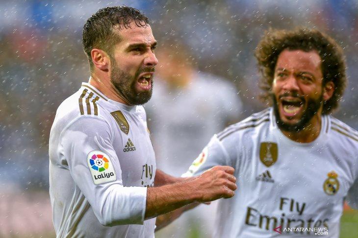 Real Madrid pimpin klasemen setelah kalahkan Alaves