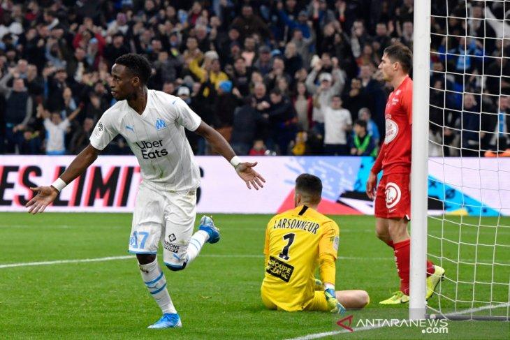 Liga Prancis: Marseille pangkas jarak dari puncak usai tundukkan Brest