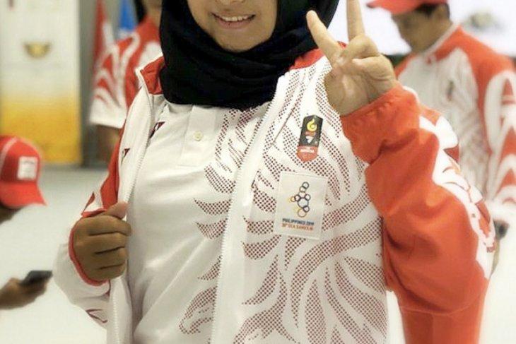 Atlet Dinda Janjikan Penampilan Terbaik Saat SEA Games