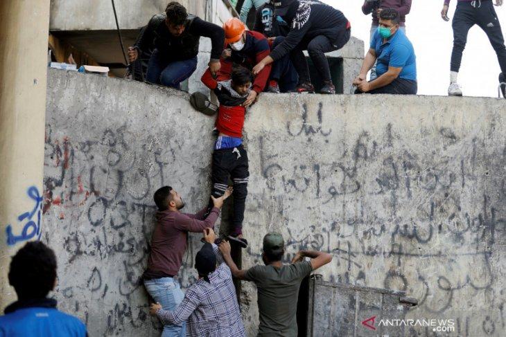 Korban tewas akibat serangan bersenjata di Irak jadi 25