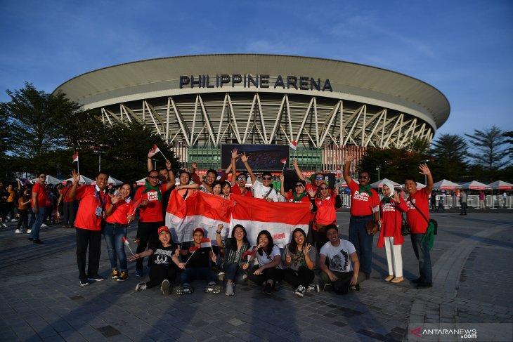 SEA Games 2019: Beregu putri bulu tangkis Indonesia maju ke semifinal