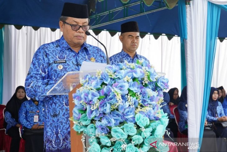 Ansharuddin - KORPRI Fokus penyelenggaraan pemerintahan meskipun dalam suasana politik