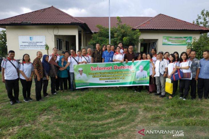 Dinas Pertanian Denpasar lakukan