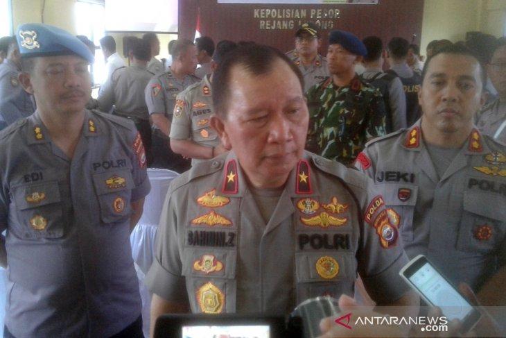 Polda Bengkulu siapkan personel pengamanan Pilkada 2020