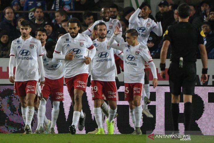 Liga Prancis, Reine-Adelaide naikkan Lyon ke posisi empat usai tekuk Strasbourg
