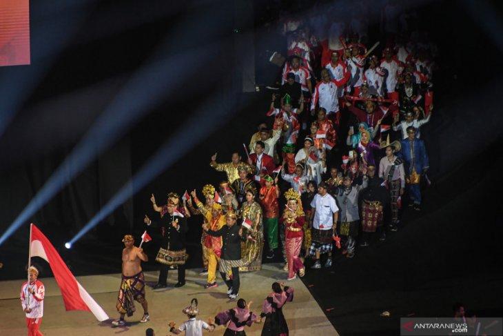 Panahan kejar medali emas kontingen Indonesia