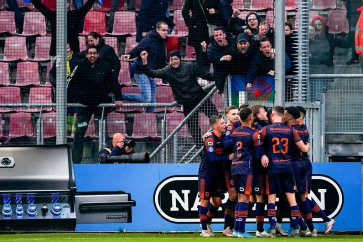 Liga Belanda, RKC Waalwijk raih kemenangan kedua musim ini usai kandaskan Utrecht