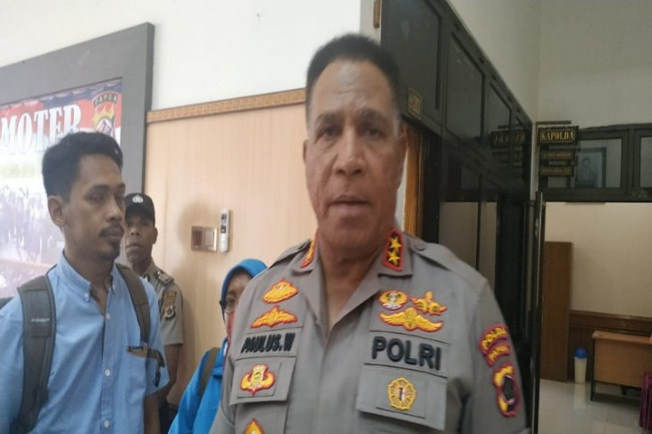 1,300 police officers deployed in Papua to anticipate Dec 1 rally