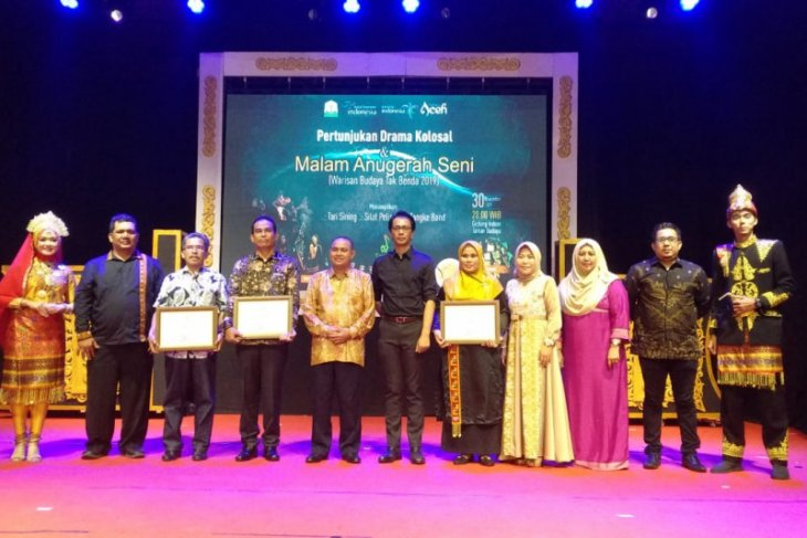 Disbudpar: 34 karya budaya Aceh masuk warisan tak benda Indonesia