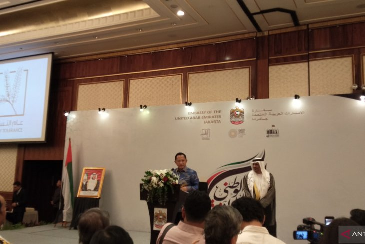 Indonesia-UEA saling promosikan prinsip toleransi