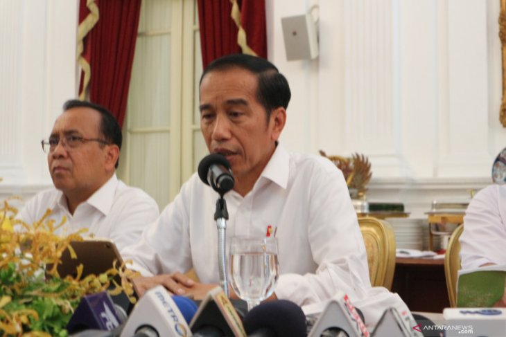 Presiden Jokowi terus saring figur dewan pengawas KPK
