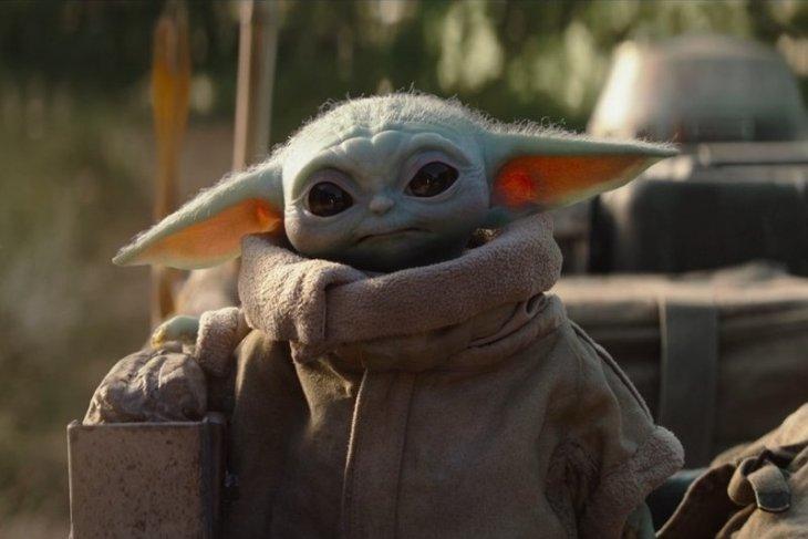 Baby Yoda, tokoh imut Star Wars yang lagi viral di dunia maya