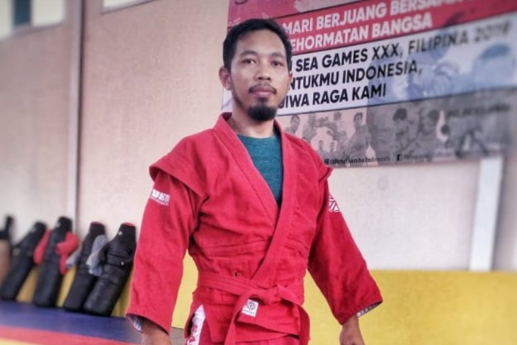 Atlet Sambo asal Pontianak siap persembahkan emas di Filipina