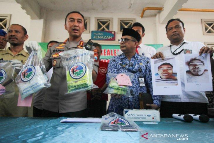 Polrestabes Surabaya selidiki peredaran 10 kg sabu-sabu asal Malaysia