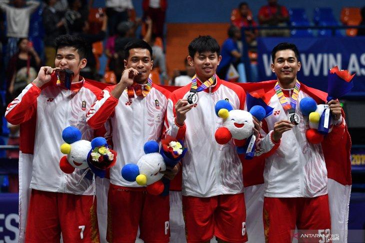 SEA Games 2019: Perolehan medali sementara hingga Senin, tuan rumah mendominasi