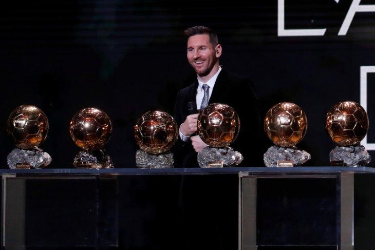 Ini daftar lengkap peraih Ballon D'Or 2019