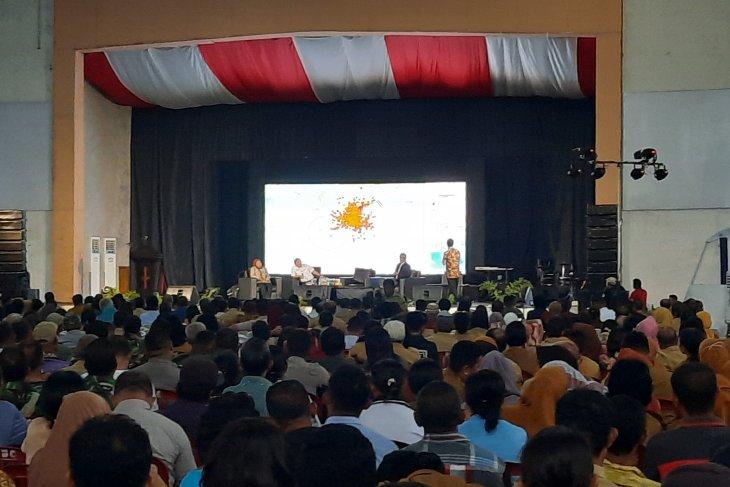 Richard  Wake up call tingkatkan pemahaman kebencanaan warga Ambon