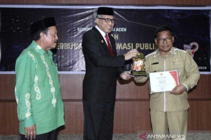 Banda Aceh raih penghargaan kota informatif