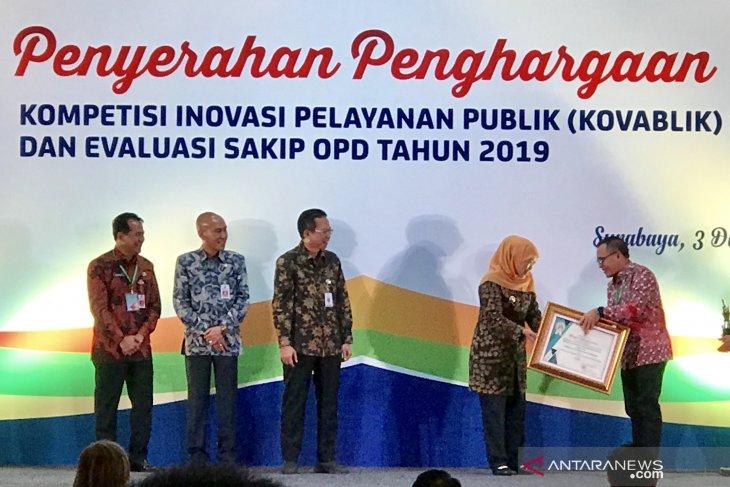 Pemprov Jatim harapkan semua OPD raih predikat sangat memuaskan SAKIP