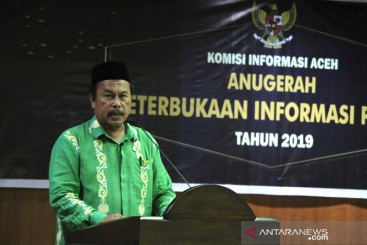 Badan publik di Aceh banyak yang tidak miliki website