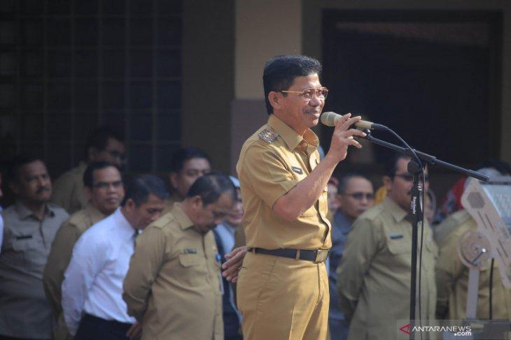 Wakil Wali Kota Tangerang minta pegawai jangan malas-malasan jelang akhir tahun