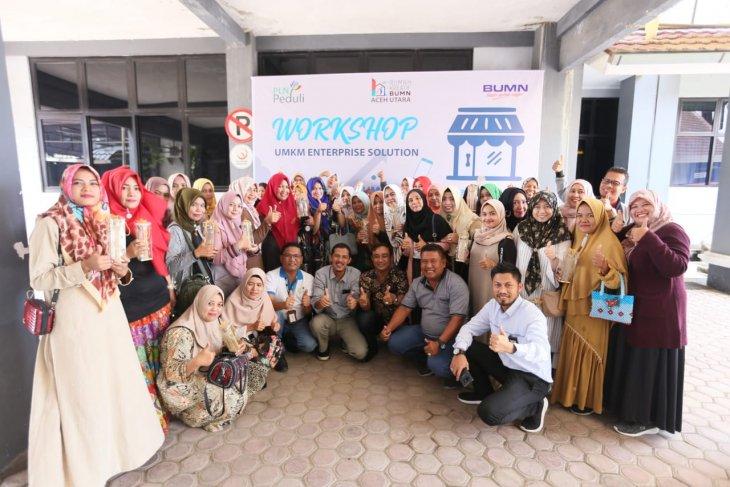 PLN Aceh latih pemasaran UKM berbasis digital