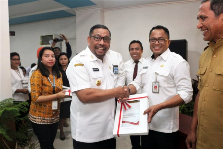 Gubernur tunggu usulan PAW Wakil Ketua DPRD Maluku asal Partai Golkar