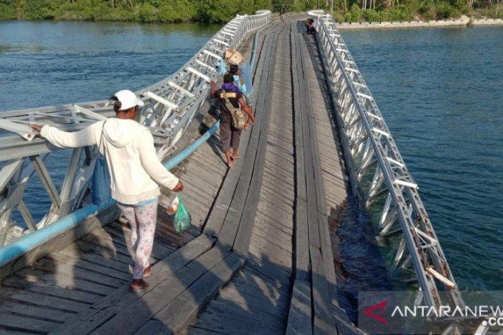 DPRD Maluku usulkan  Rp66 triliun untuk bangun jalan dan jembatan