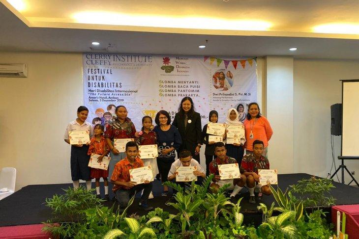 CCI gelar festival disabilitas di Ambon