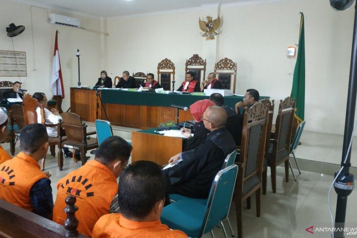 Mantan Kadis PUPR sebagai saksi dugaan Tipikor sejumlah proyek Bengkayang