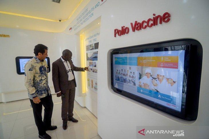 Kunjungan Delegasi Senegal ke Biofarma