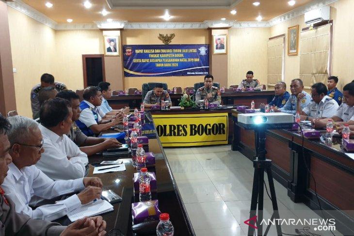 Kanalisasi 2-1 dan  one way jalur Puncak Bogor akan dikolaborasikan