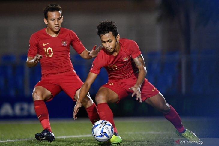 SEA Games 2019: Indonesia vs Brunei Darussalam 8-0, Osvaldo borong tiga gol
