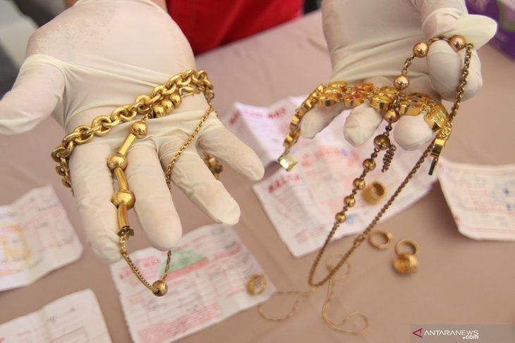 Ungkap pencurian perhiasan oleh resedivis
