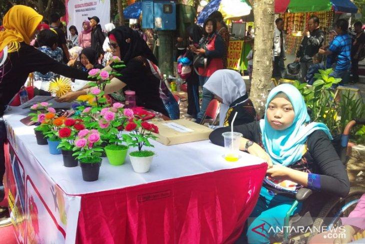 Pelaku UMKM disabilitas di Jember kesulitan pasarkan produk